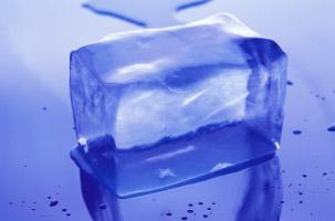Лед содержит в себе множество загадок