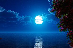 луна без курса, аспекты луны